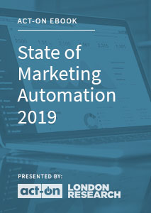 State of Marketing Automation 2019
