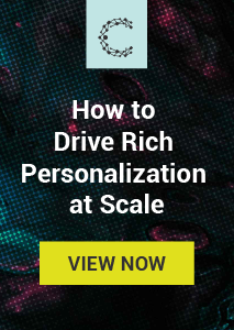 How to Drive Rich Personalisation at Scale