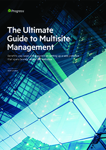 The Ultimate Guide to Multisite Management